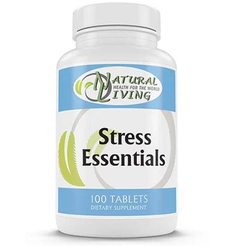 Stress Essentials + Melatonin (100 Tbs)