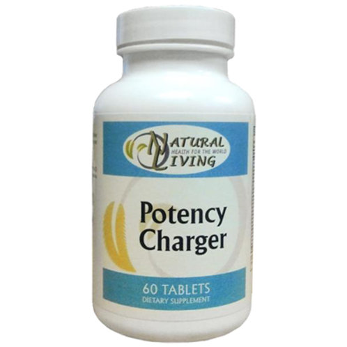 Potency Charger Formula (60 Tbs)