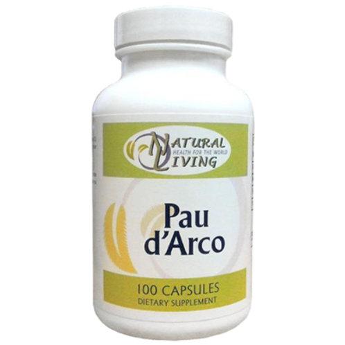 Pau D' Arco (100 Cps)