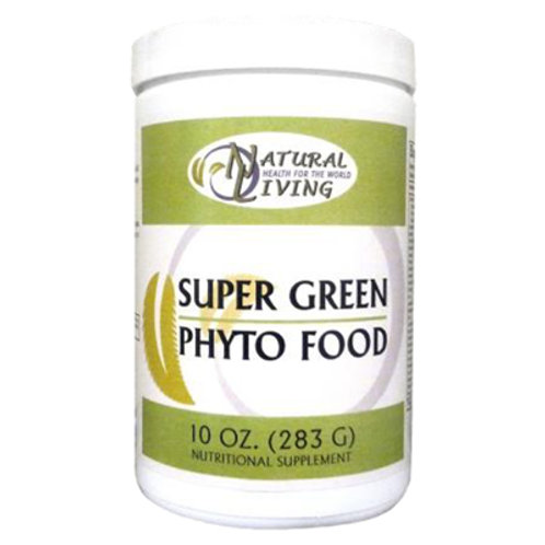 Super Green Phyto-Food (120 Cps)