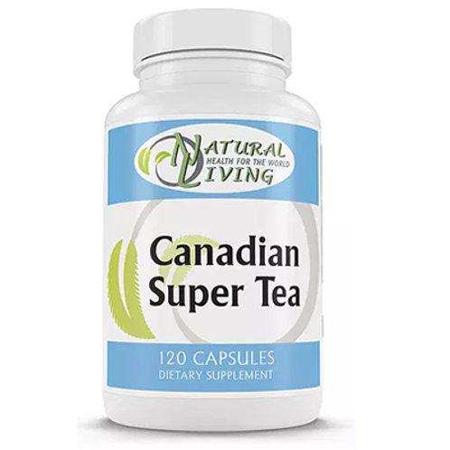 Canadian Super Tea Formula (120 Cps)