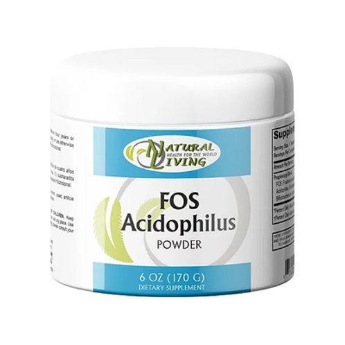 FOS Acidophilus (6 oz.)