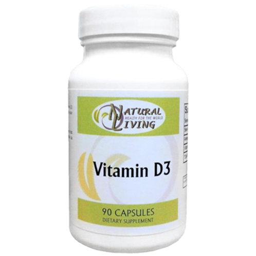 Vitamin D3 (90 Cps)