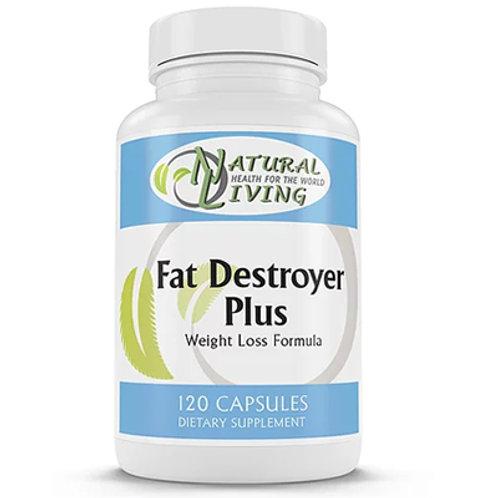 Fat Destroyer Plus Formula (120 Cps)