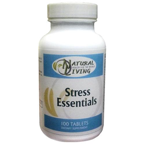 Stress Essentials + Melatonin (Caja x 24)
