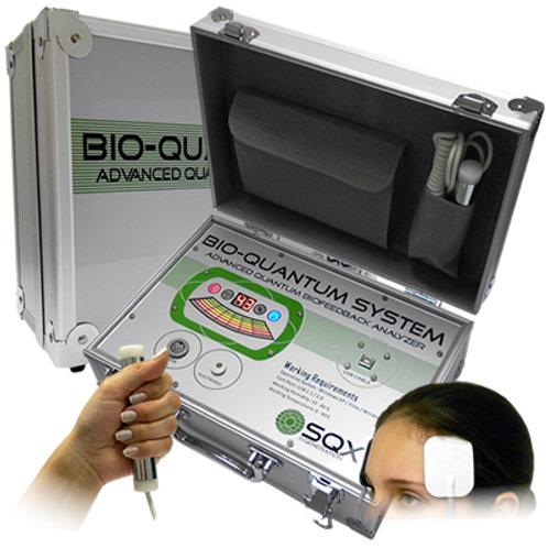 Sistema Cuántico Bio-Eléctrico SQX™ (Modelo de Escritorio)