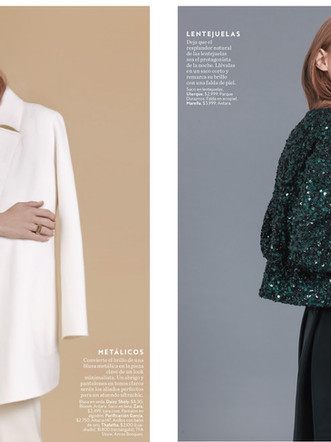 Amalia for InStyle magazine