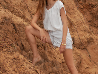 Viktoria: new editorial! Hello Summer!