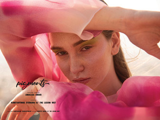 Christie for Lyun Magazine