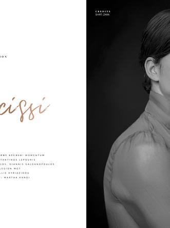 Andreas&Yannis: Elegant Magazine