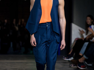 Our boys walking for Sotiris Georgiou