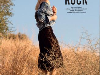 Noelle K. looks just amazing in WOMAN magazine Slovakia <3 #weloveher