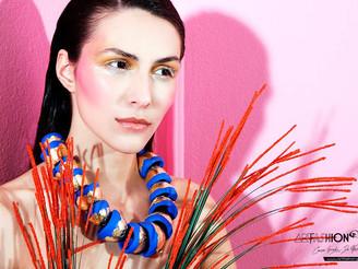 Find our beautiful Mara in Artfashion magazine