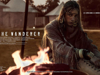 "Isn´t she amazing? Find Amalia in her ""Indian editorial"" for Nu You magazine"