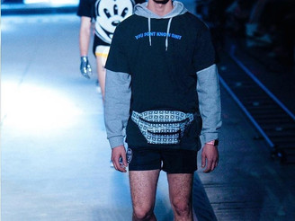 Our boys on Madwalk for Apostolos Mistropoulos