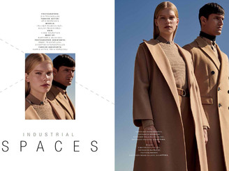 We are in love with Fedon´s new editorial in Mediterranean Cosmos magazine!
