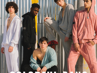 L´effronte Magazine: Jordi KM, Fotis, John, Ahmed&Aristotelis