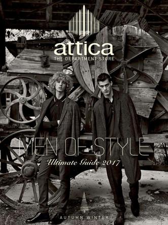 Chris and Nick for Attica magazine
