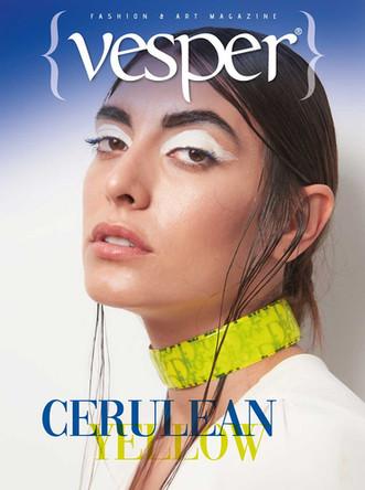 Evi: Cover&Editorial for Vesper magazine