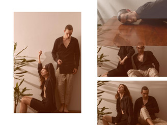 Jenny and Alex: Valtadoros campaign! Captured by amazing Kostas Avgoulis