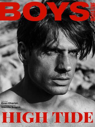 Evan Ch.: Boys Magazine