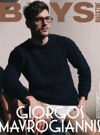 Gio: Boys Magazine