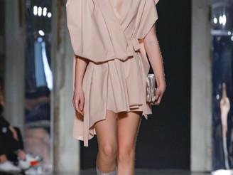 Viktoria for Alberto Zambelli! Milan Fashion Week <3