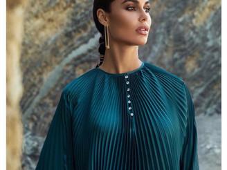 Ioanna Bella: AEWORLD MAGAZINE