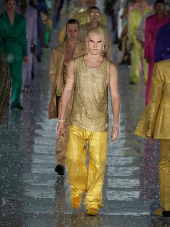 Emiliano: Dolce&Gabbana Alta Sartoria Collection