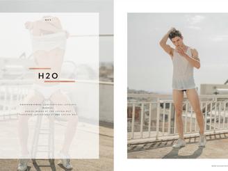 Daniel&Theodor: Elegant Magazine