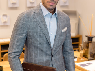 Jorgos Makris - lookbook for Truman - Gentlemens Clotheriers
