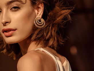 Marija for AW Mouzannar Jewelry