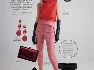 New editorial for Elle: Amalia