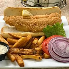 House Fish Sandwich