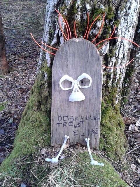 Barnens trollskog