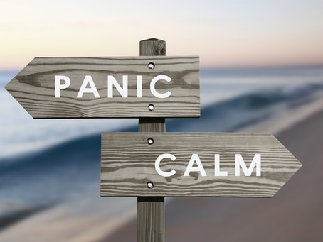 50 Tips for Interrupting Anxiety & Panic Attacks