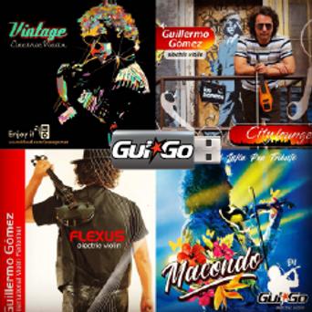USB CON 47 COVERS Y TEMAS ORIGINALES DE GUIGO