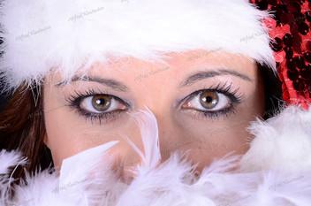 "Santa ""ojos verdes"" Clauss"