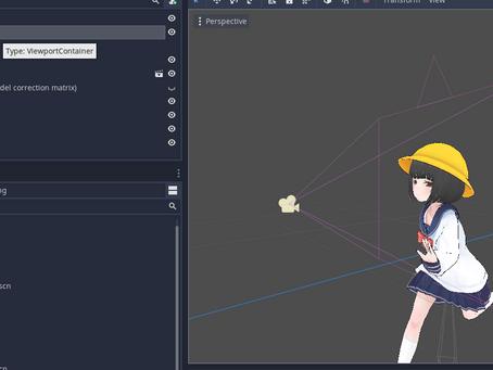 Godot Engine: 3D Model To 2D Pixel(Potential Pipeline)