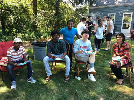 Lab Bbq Party July 7th 2018