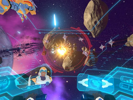 'Voltron VR Chronicles' is Coming to All Major VR Platforms in September