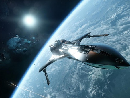 'Star Citizen' Devs Affirm Eventual VR Support, Say New UI is Designed With VR in Mind