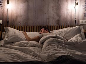 HEALTHY SLEEP = HAPPY HORMONES