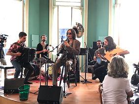 Orkestra Bandida Casa de Francisca
