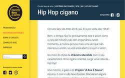 HipHop Cigano
