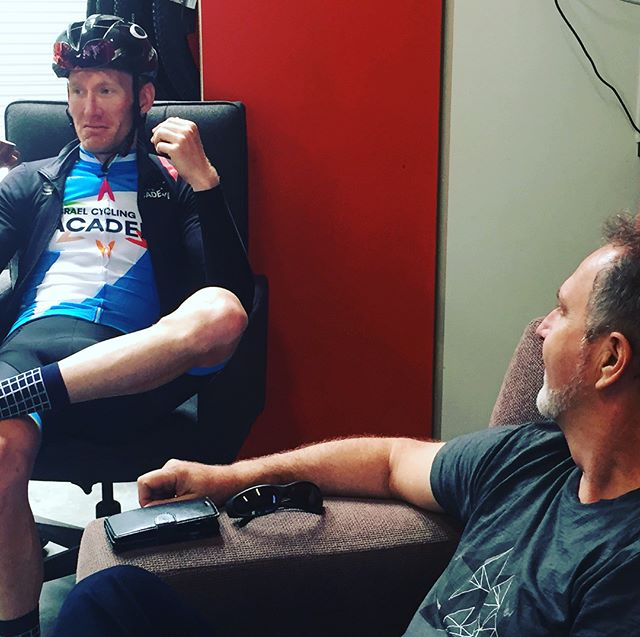 Had the pleasure of spending an hour with Zak Dempster talking bikes and pro cycling life