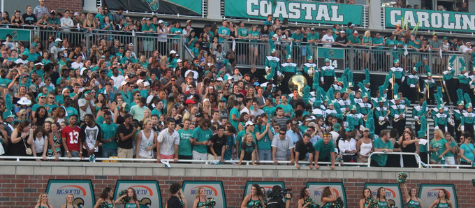Teal Nation, we need you