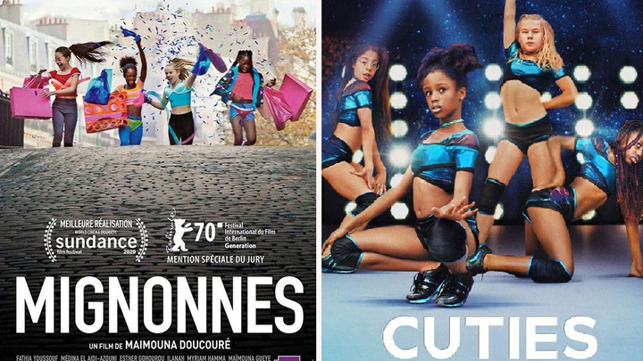 """Netflix movie, """"Cuties"""", receives backlash after a misleading poster"""