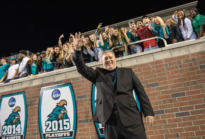 Role of CCU president has bigger impact than majority of students seem to realize