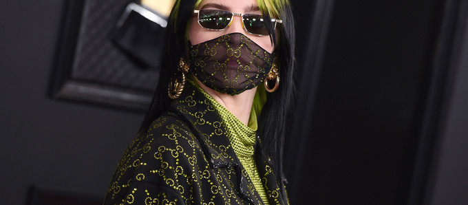 The media turned face masks into fashion accessories, and we're loving It